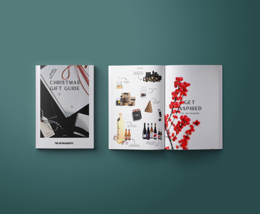 brochure kerst the giftmakers